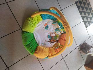 tapiz de juego/gimnasio de bebe/alfombra de juegos