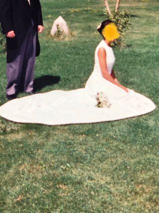 Vestido de novia Victoria Imaz