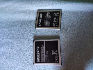 baterias de galaxy s4,s5 y j5 samsumg