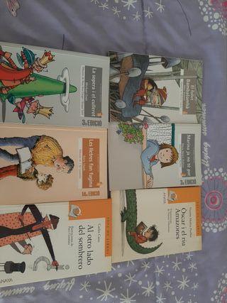 lote 6 libros en valenciano