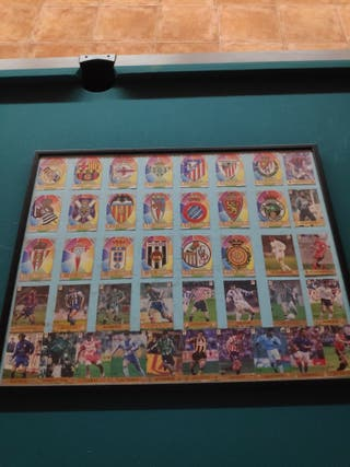 cuadro temporada 97/98
