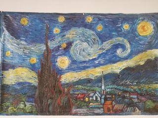Noche estrellada obra maestra de Van Gogh