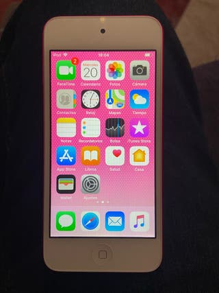 Ipod touch Color Rosa 32 gb 6 Generacion