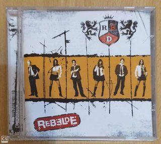 RBD (REBELDE) CD 2004 MEXICO