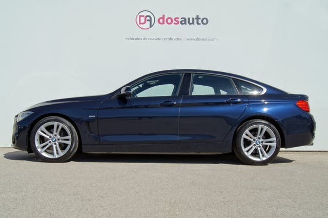 BMW Serie 4 Gran coupe 420 d