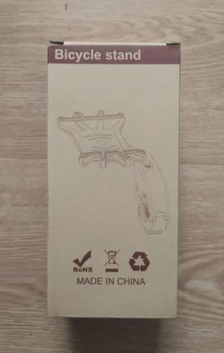 Soporte teléfono patinete eléctrico o Bicicleta