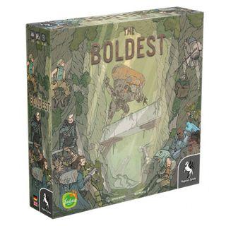 The Boldest - Ingles - Nuevo