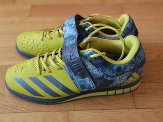 zapatillas halterofilia marca Adidas