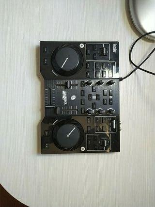 Mesa de mezclas Hércules Dj Control Instinc
