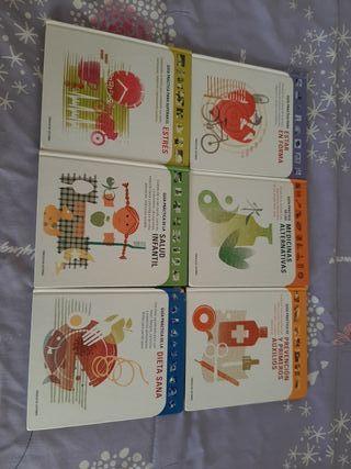 lote 6 libros