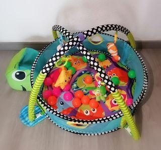 piscina de bolas para bebe