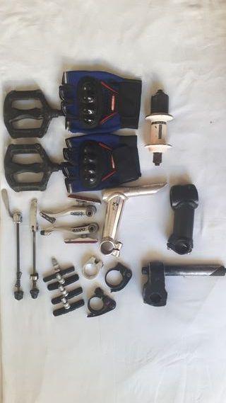 piezas bicicleta