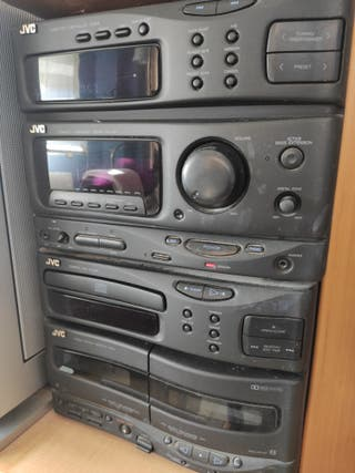 Equipo d música JVC MX-S50 y regalo home cinema
