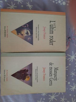 2 libros vslrnciano