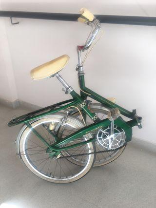Bici plegable Peugeot