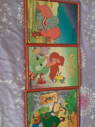 3 libros cuentos infantiles
