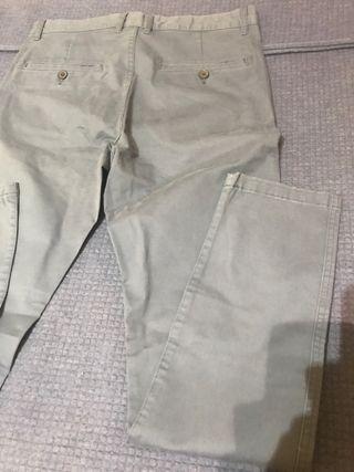 Pantalón gabardina H&M talle 32