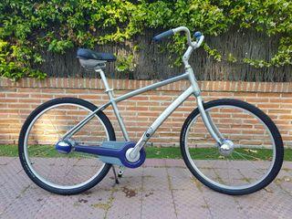 Bicicleta Trek Lime cambio eléctrico/automático.