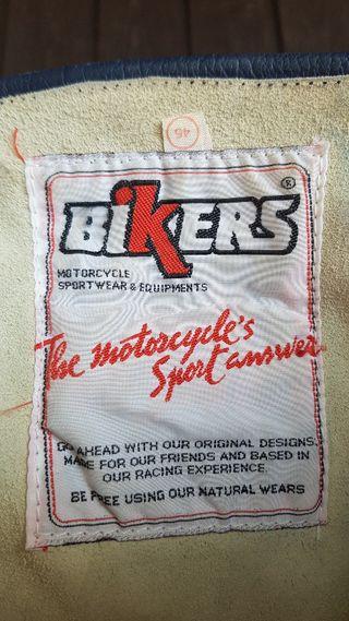 Botas moto carretera vintage marca Bikers talla 45
