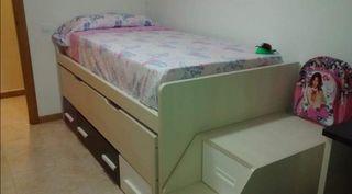 habitación niño y niña
