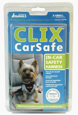 Arnés Clix CarSafe Cinturón Seguridad homo Perro