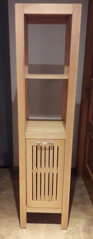 Armario madera baño norway