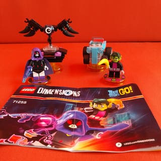 Lote Lego dimensions PS4 71255 71210 71287