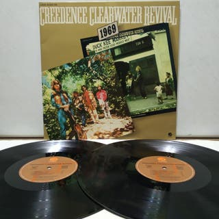 Creedence - Green River / Willy And The Poorboys