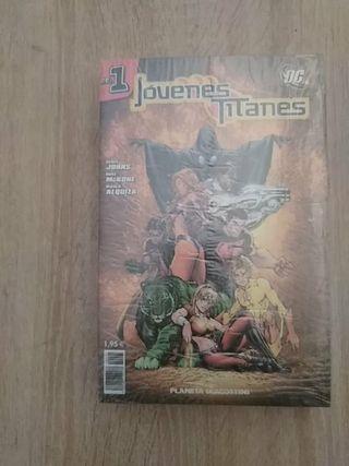 JÓVENES TITANES.( 2005 )DC