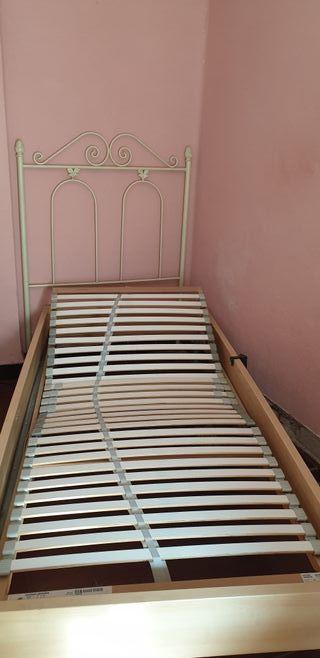 Cama Articulada 90cm.