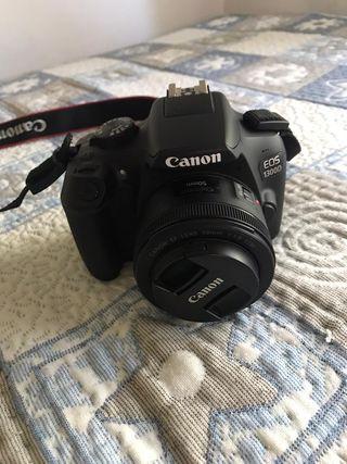 Camara Canon EOS1300D