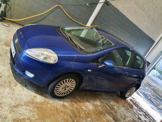 Fiat Punto 2007 pegatina c