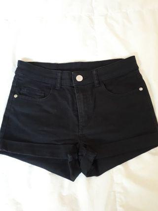 shorts tejanos h&m