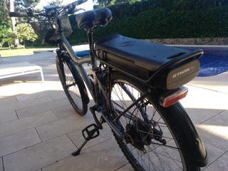 bicicleta eléctrica B-TWIN