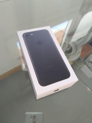 Caja iPhone 7 Black 128Gb