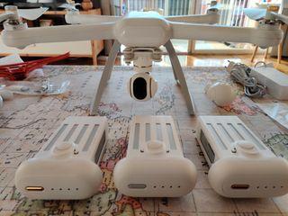 Xiaomi Mi Drone 4k + extras