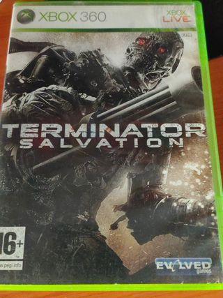 Terminator Salvation para la Xbox 360