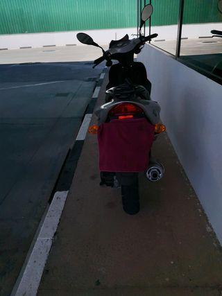 moto kinroad 125