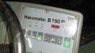 FREGADORA HAKOMATIC 750-B