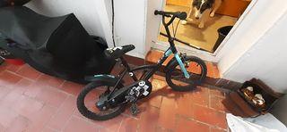 """bicicleta btwin niño 16"""""""