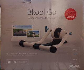 Rodillo para bicicleta bkool smart go