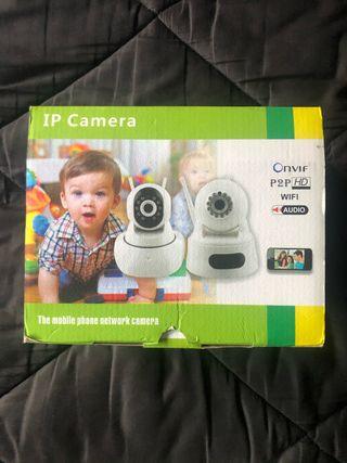 Cámara Vigilancia IP HD