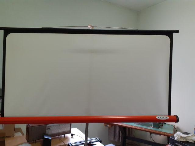 pantalla de proyección artist