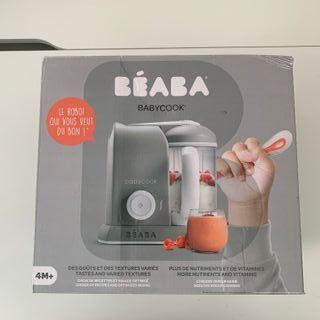 BÉABA Babycook Robot de cocina para bebés 4 en 1