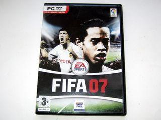 Videojuego para PC FIFA 2007