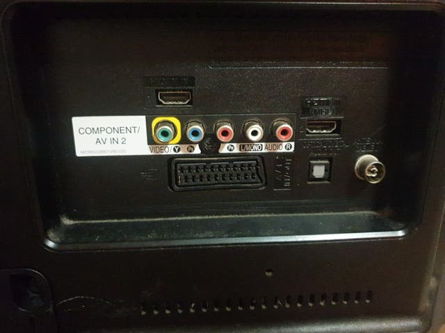TV LG 32LN5400