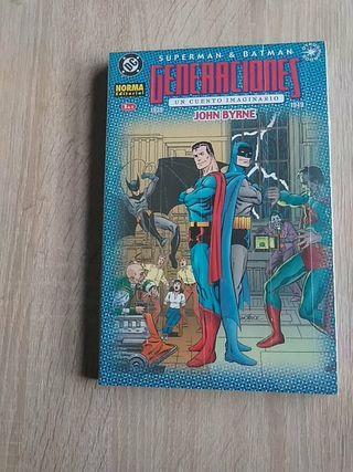 SUPERMAN Y BATMAN ( 2002