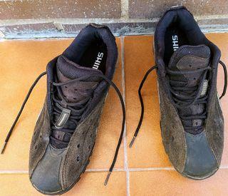 Zapatillas Shimano negras