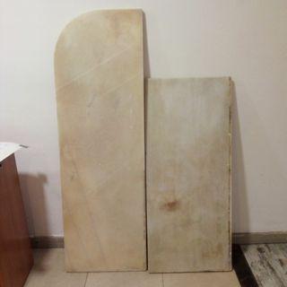 Encimera Marbre blanc / Marmol blanco