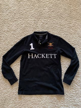Polo Hackett hombre talla S original